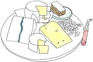 Cheeseplate